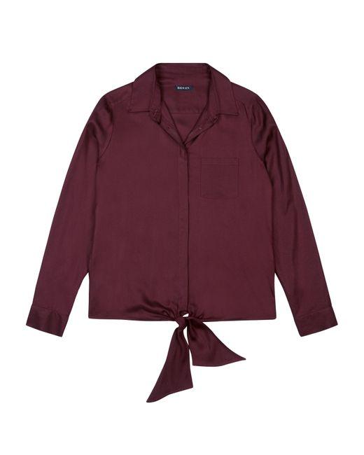 Baukjen | Purple Sylvie Shirt | Lyst
