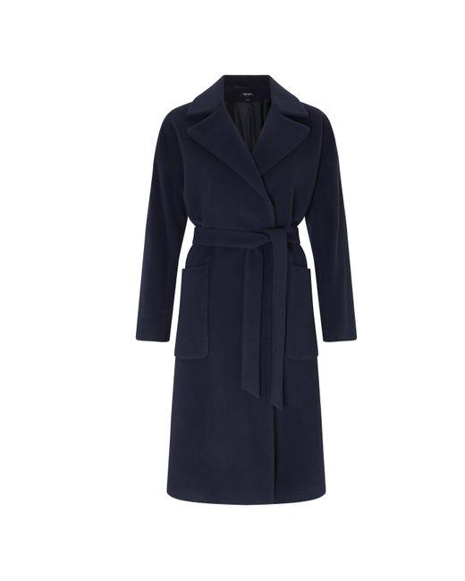 Baukjen | Blue Sailsbury Wrap Coat | Lyst