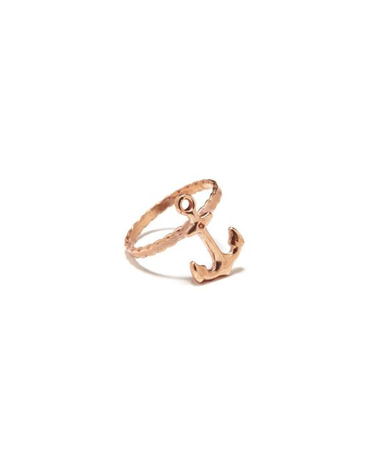 Bing Bang | Pink Anchor Ring | Lyst