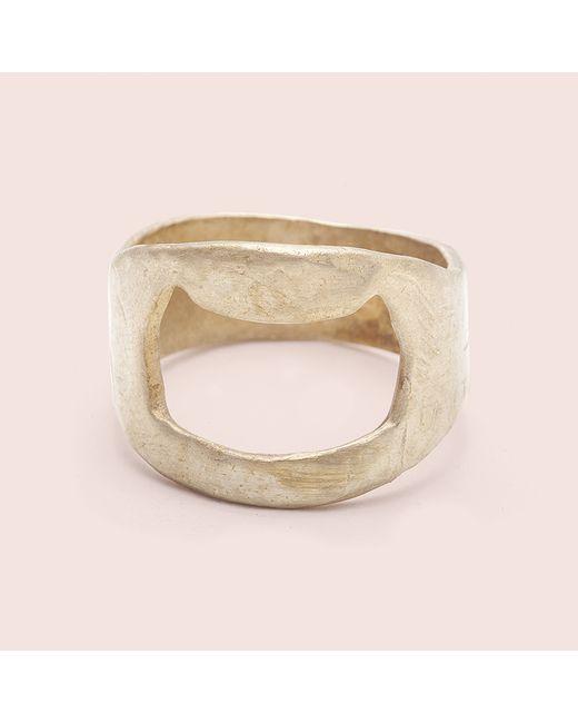 erica weiner bottle opener ring in gold lyst. Black Bedroom Furniture Sets. Home Design Ideas