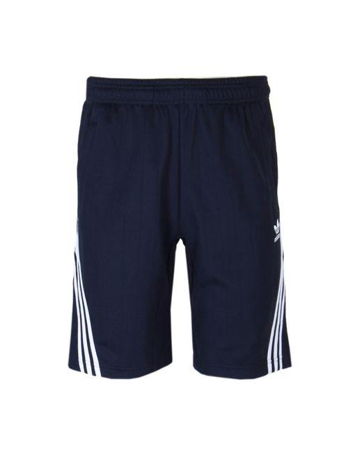 Adidas Originals - Blue Navy Wrap Short for Men - Lyst