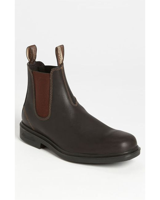 Blundstone | Brown Footwear Chelsea Boot for Men | Lyst