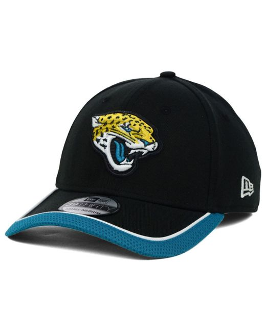 New Era Jacksonville Jaguars On Field 39thirty Cap In