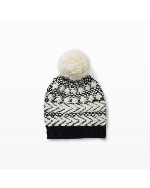 Club Monaco   Black Eloisa Textured Hat   Lyst