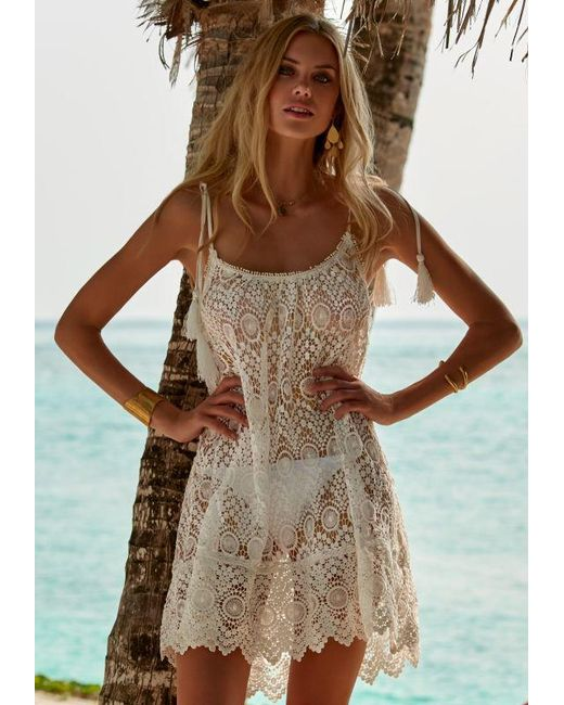 Melissa Odabash - Ana Dress White - Lyst