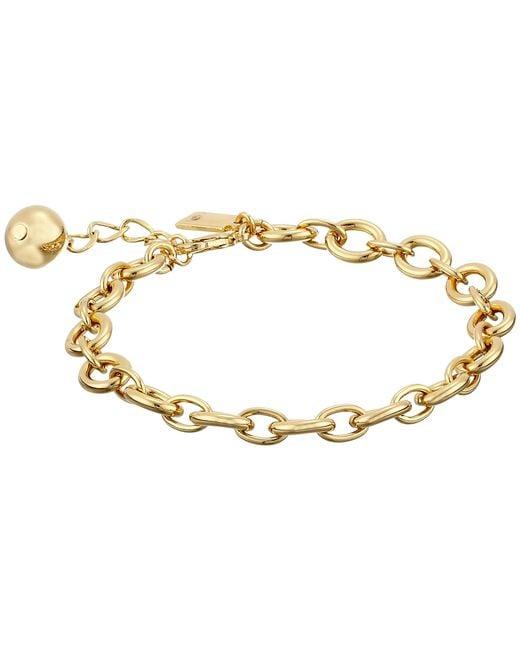 Kate Spade   Metallic Dainty Sparklers Knot Cuff Bracelet   Lyst