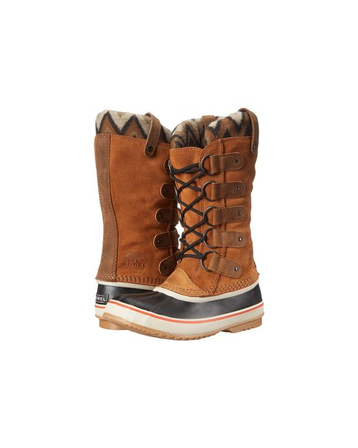 Sorel | Brown Joan Of Arctic™ Knit Ii | Lyst