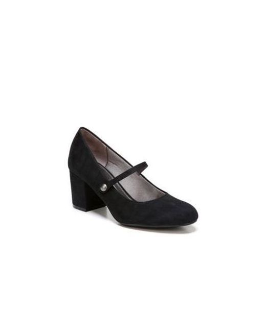 de90831c7edc Lyst - Lifestride Parigi Mary Jane Heel in Black