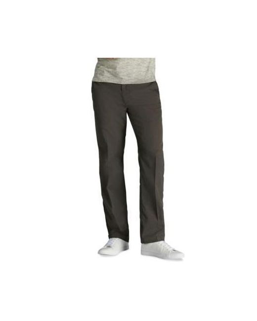 a0256e5d Lyst - Lee Jeans Big & Tall Extreme Comfort Refined Pant in Gray for Men