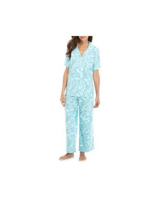 Lyst - Karen Neuburger Plus Size 2 in Blue
