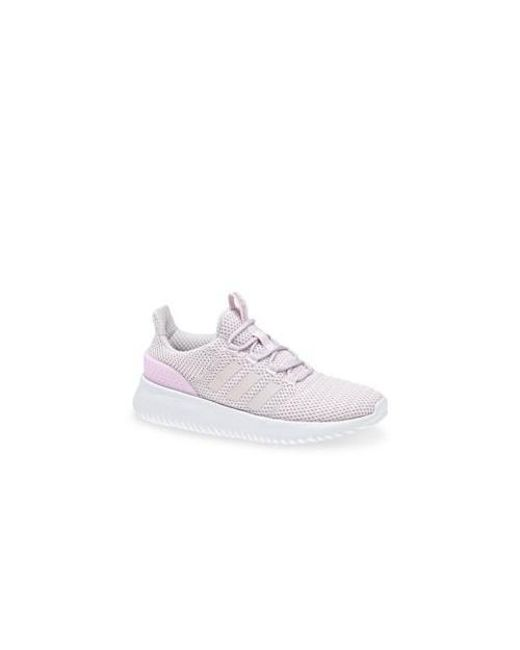 Lyst - Adidas Cloud Foam Ultimate Sneakers in White ee86044d7