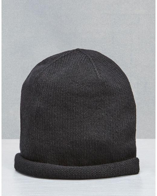 Belstaff - Black Emery Hat - Lyst ... 3f1aca67d67