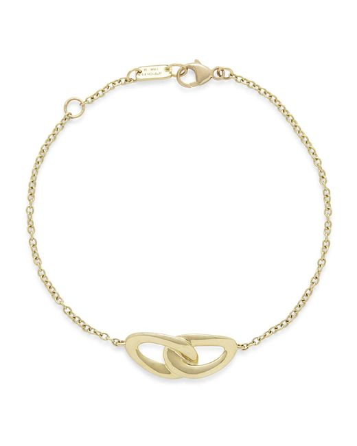 Ippolita - Metallic Cherish 18k Yellow Gold Link Bracelet - Lyst