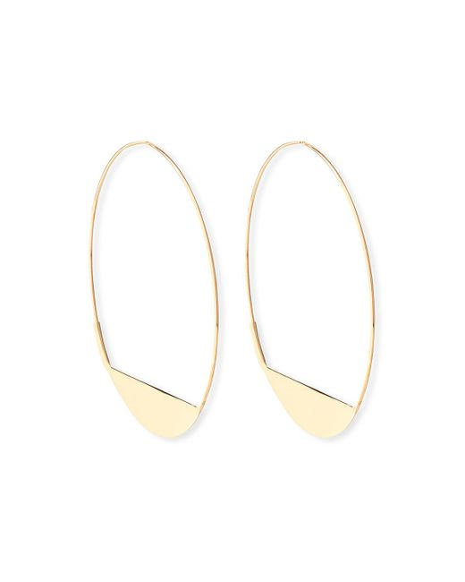 Lana Jewelry - Metallic Eclipse Magic Hoop Earrings - Lyst