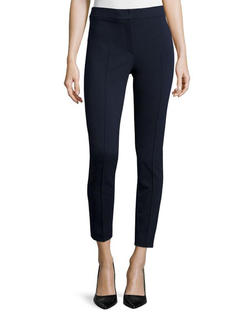 Akris Punto - Multicolor Stretch Jersey Skinny Pants - Lyst