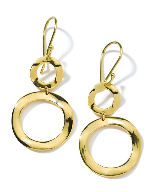 Ippolita - Metallic Mini Snowman Earrings - Lyst