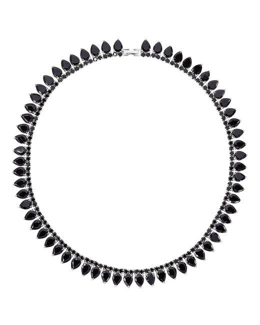 Fallon - Metallic Monarch Pointed Choker Necklace - Lyst