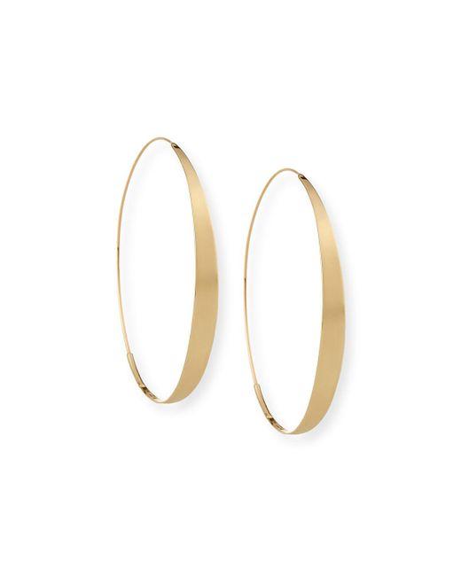 Lana Jewelry - Metallic Bond Xl Glam Magic Hoop Earrings - Lyst