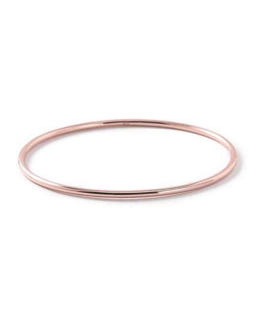 Ippolita - Metallic Glamazon Rose Smooth Oval Thin Bangle - Lyst