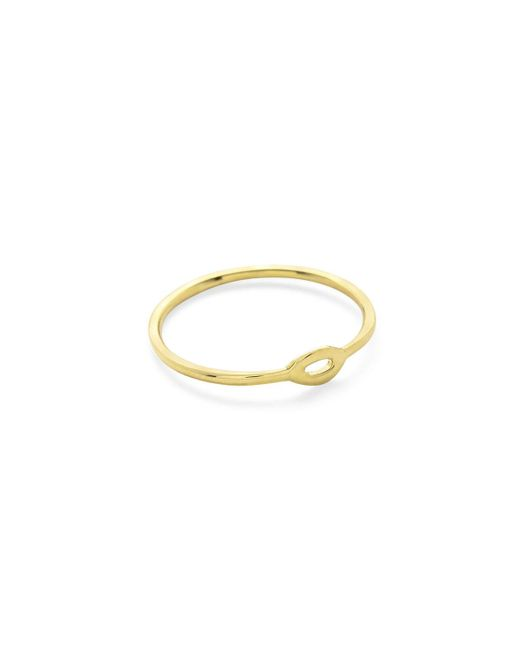 Ippolita | Metallic 18k Gold Cherish Small Ring | Lyst