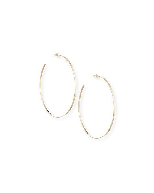 Lana Jewelry - Metallic 14k Gold Mega Hoop Earrings - Lyst