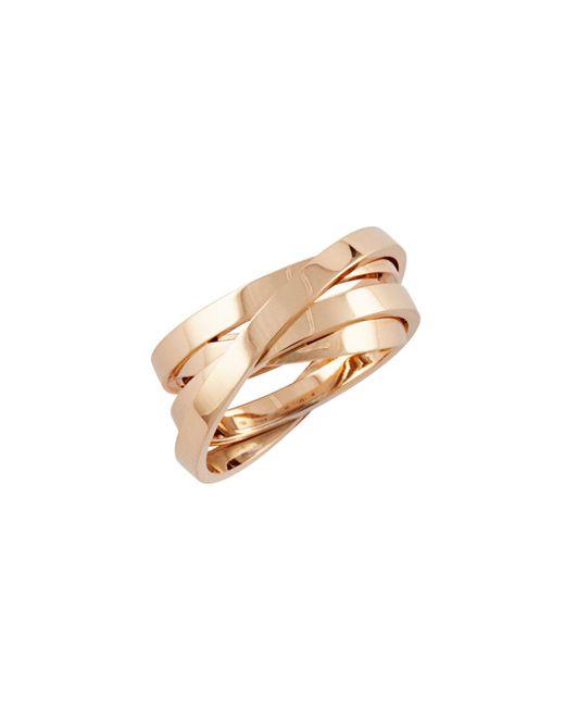 Repossi - Metallic Berbère Technical Ring In 18k Rose Gold - Lyst
