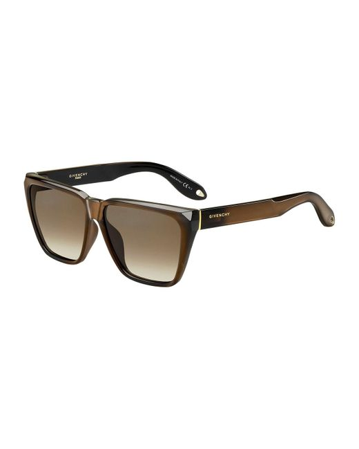 Givenchy   Brown Gv 7002/s Sunglasses   Lyst