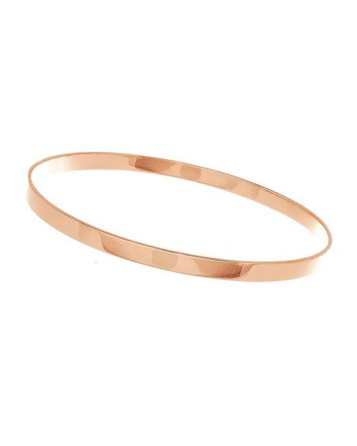 Lana Jewelry | Metallic Medium 14k Gold Vanity Bangle | Lyst