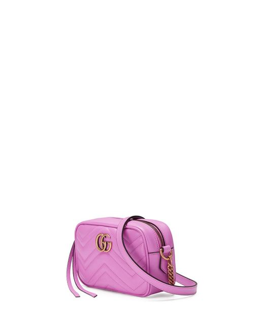 9aa823485859 Gucci Marmont Mini Camera Bag Pink | Stanford Center for Opportunity ...