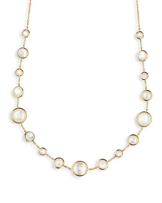 Ippolita | Metallic 18k Gold Rock Candy Lollitini Necklace 16-18 | Lyst