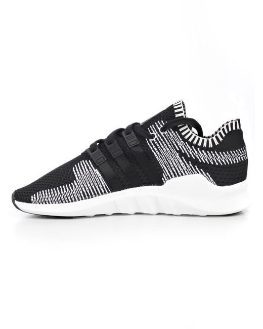 1e1401798 ... Adidas Originals - Black Scarpa Eqt Support Adv for Men - Lyst ...
