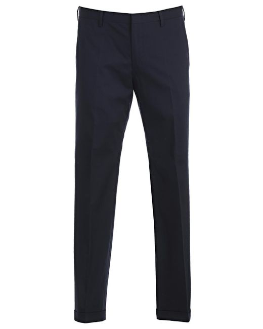 Paul Smith | Blue Pantalone Chino for Men | Lyst
