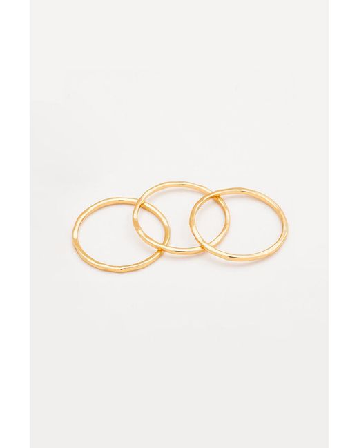 Gorjana | Metallic Gold Rings | Lyst
