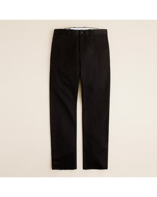 J.Crew | Black Essential Chino In 484 Fit for Men | Lyst
