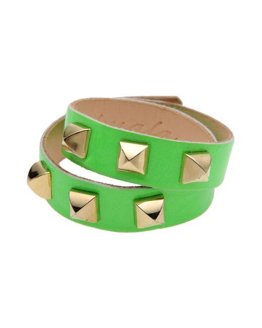 Almala | Green Bracelet | Lyst