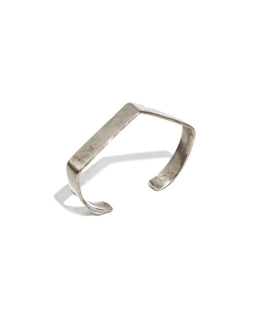 Bing Bang | Metallic Hammered Temple Cuff | Lyst