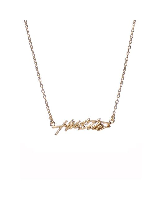 Bing Bang | Yellow Hustle Necklace | Lyst
