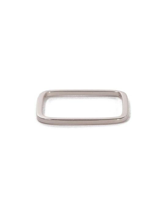 Bing Bang | Metallic Delicate Square Band | Lyst