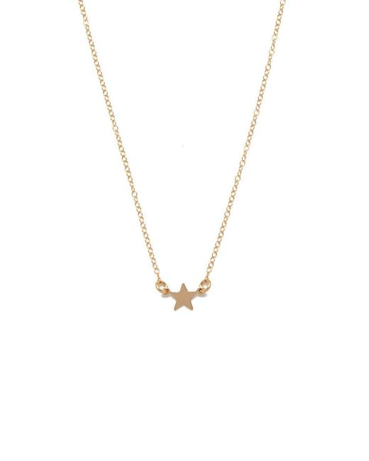 SIMONE JEANETTE - Metallic Aviva Necklace - Lyst