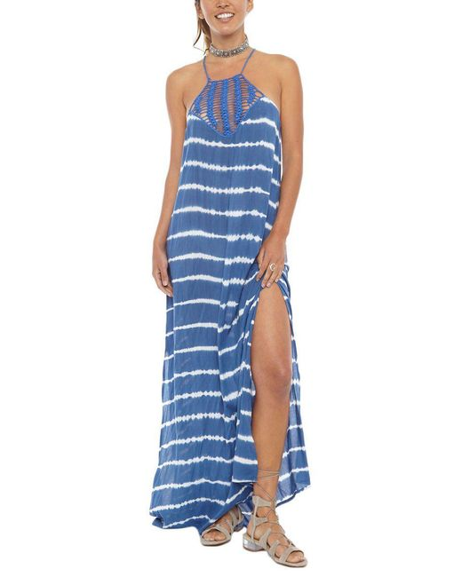 Acacia Swimwear - Blue Moscow Jersey Dress - Lyst