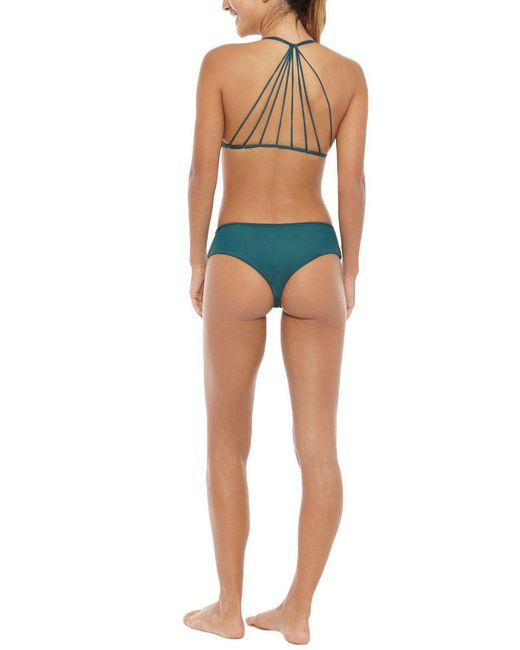 Mikoh Swimwear | Green Bondi Bottom | Lyst
