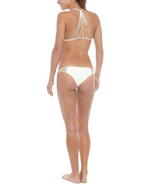 Mikoh Swimwear | Natural Lanai Bottom | Lyst