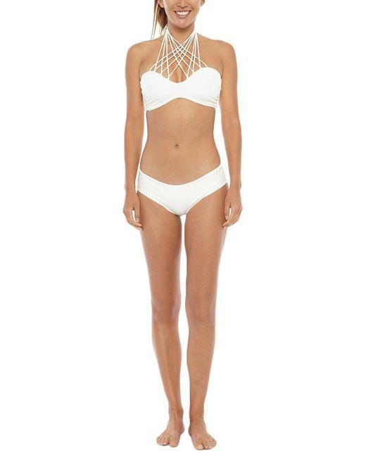 Mikoh Swimwear | Natural Kahala Top | Lyst