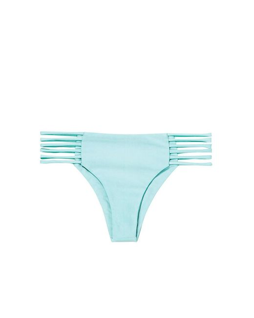 Mikoh Swimwear | Blue Kapalua Bottom | Lyst