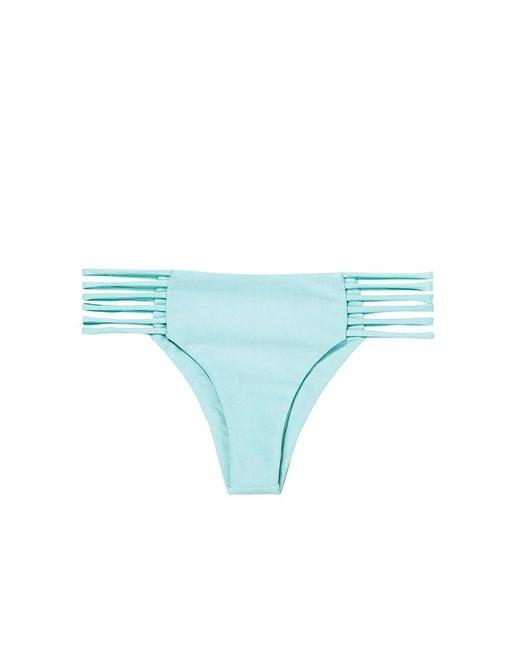 Mikoh Swimwear   Blue Kapalua Bottom   Lyst