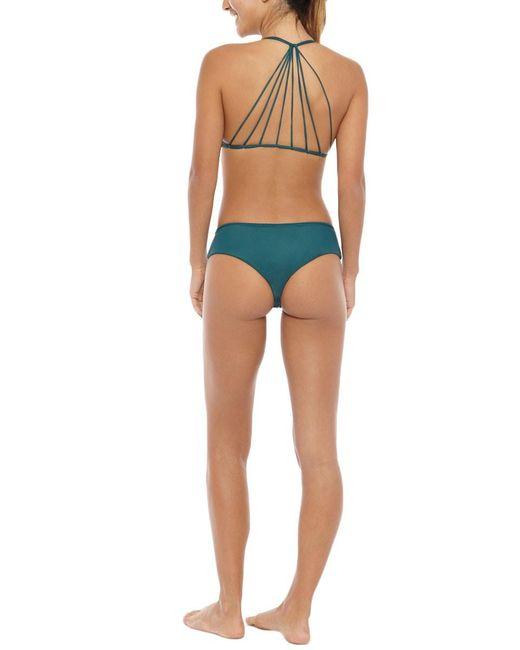 Mikoh Swimwear | Green Bondi Bottom | Lyst