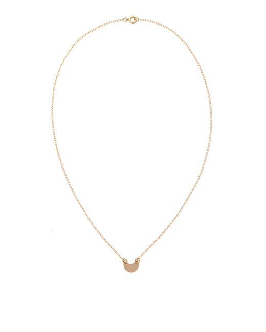 SIMONE JEANETTE | Metallic Liya Necklace | Lyst