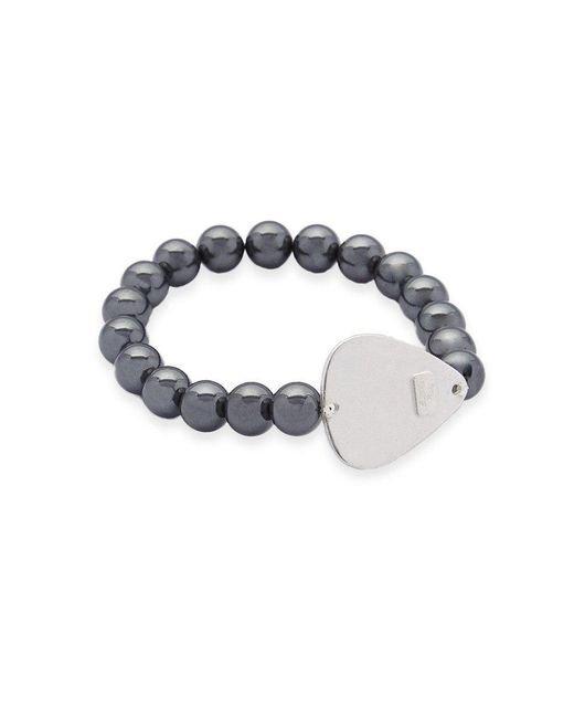 Electric Picks - Metallic Free Fallin Men's Bracelet for Men - Lyst