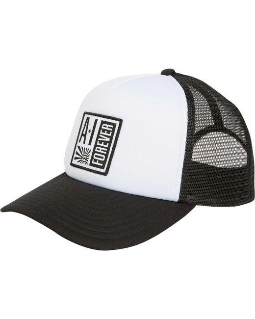 402c2cf9872 Lyst - Billabong Stamp Trucker Hat in Black for Men