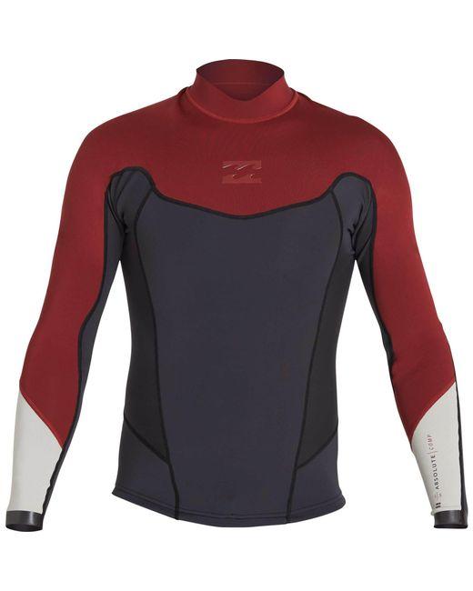 Billabong - Multicolor 2/2 Absolute Comp Long Sleeve Jacket for Men - Lyst